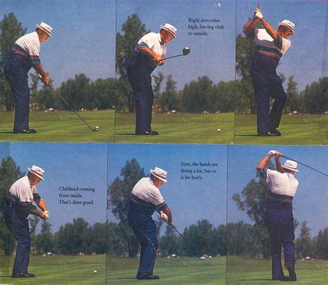 lee trevino golf swing sequence 3jack golf blog march 2010