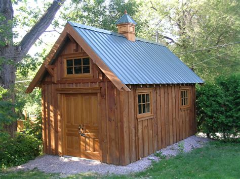 Large Garden Shed Plans by Craftsman Shed By Airamb Lumberjocks Woodworking
