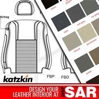 chrysler town country katzkin leather seat upholstery