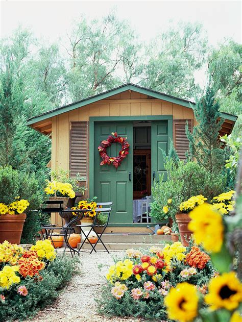 Beautiful Sheds For The Garden by Designing A Beautiful Functional Garden Shed Lifescape