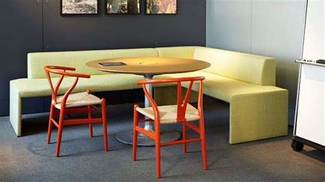 Modular Dining Table Work Nook Together Bench Coalesse Apartment