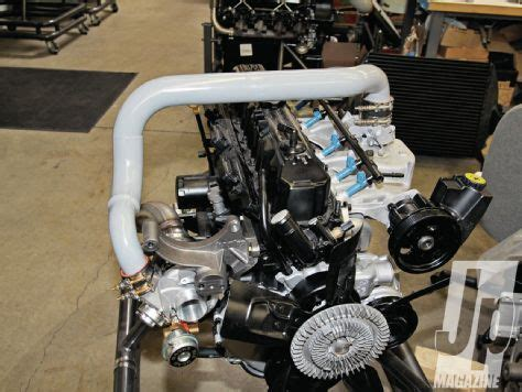 Jeep Xj Turbo Kit Banks Complete Bolt On Turbo Kit For A 4 0 Inline Engine