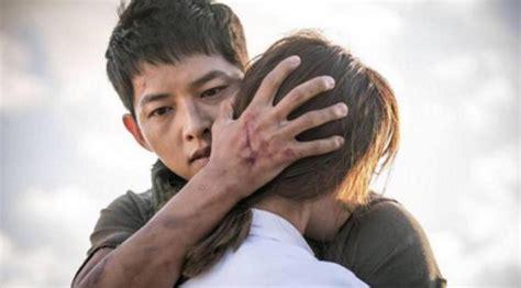 Gelang Drama Korea Descendants Of The Suns C58482 ini fakta song joong ki dan song hye kyo ditakdirkan