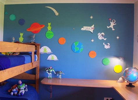 space themed bedroom outer space theme bedroom decorating ideas room
