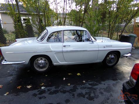 renault caravelle for sale renault caravelle convertible hard top 1966 runs nice