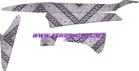 Striping Honda Revo Fit V2 mio batik stikermotor net stikermotor net