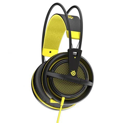 Murah Steelseries Siberia 200 Black steelseries siberia 200 gaming headset proton yellow hypermart