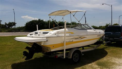 boat sales us 19 mariah sx19 boat for sale from usa