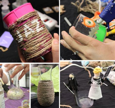 diy craft blogs 5 minute diy jute wrapped vases from diy boston