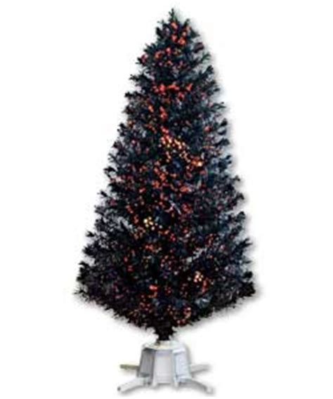 5ft black fibre optic christmas tree review compare