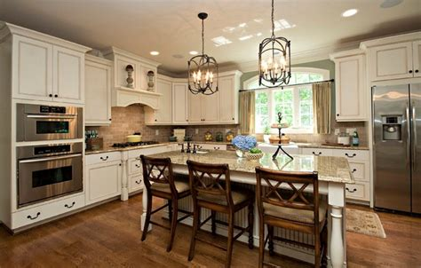 antique white kitchen cabinets home design traditional the enduring style of the traditional kitchen