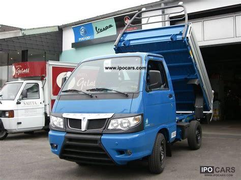 2011 piaggio electric car photo and specs