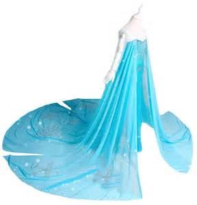 elsa dress for kids party invitations ideas