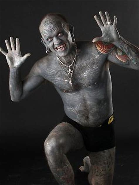 most tattooed man in the world world s most tattooed person