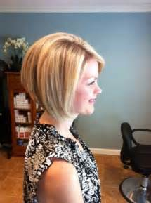 would an inverted bob haircut work for with thin hair inverted bob hairstyles beautiful hairstyles