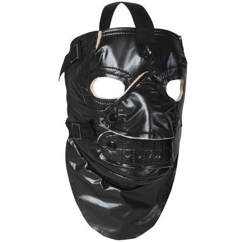Masker Black Mask mil tec us cold weather mask black masks 1st