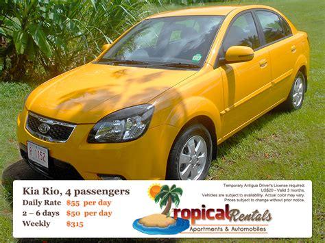 antigua jeep rental car rentals in antigua rentals and rates cars 4x4 s