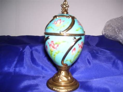 house of faberge musical eggs franklin mint house of faberge musical eggs tulip plays tchakovsky s
