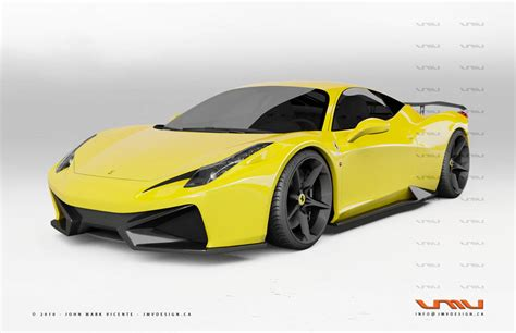 ferrari yellow wallpaper black and yellow ferrari 8 cool wallpaper