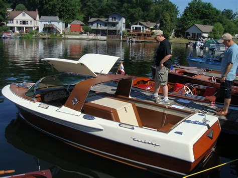 akron boat show late live ish from portage lakes ohio classic boats