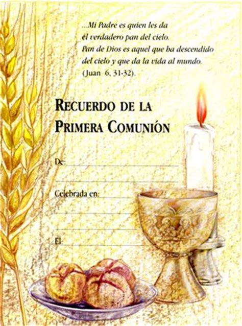 tarjetas de comunion personalizadas para imprimir gratis para imprimir y decorar tarjetas de primera comuni 243 n