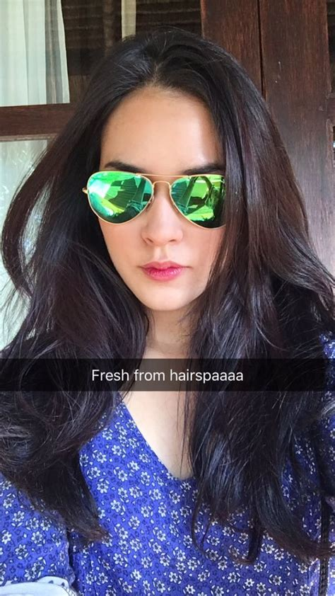 Instant Raisa by Raisa Andriana On Quot Follow Me On Snapchat