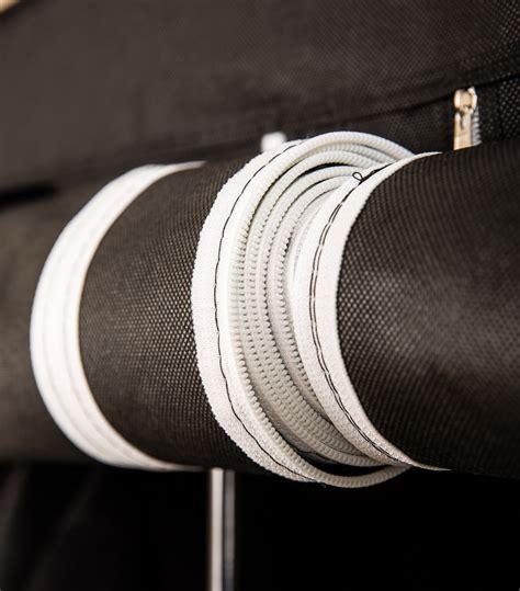 armoire de rangement en tissu noir magasin en ligne gonser