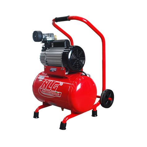 Nlg Air Compressor 24 L Ac 1001 nlg direct driven air compressor kompresor listrik