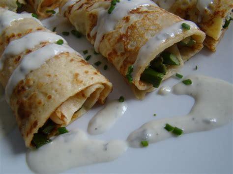 masa crepes salados crepes salados rellenos con verdura y jam 243 n mil recetas