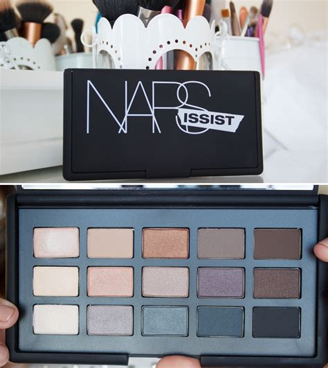 html tutorial review nars narsissist eyeshadow palette review swatches