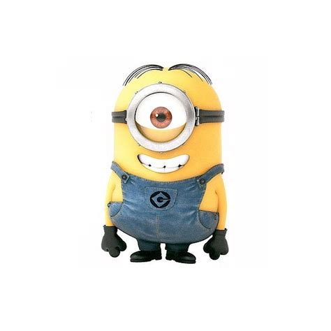 minion stuart desktop standee despicable me 2