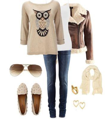 imagenes de outfits otoño invierno 2013 ropa conjuntos y outfits de invierno 3 como vestir