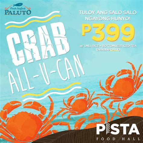 pista food crab all you can manila on sale
