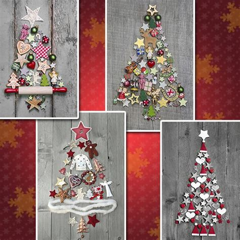 christmas tree made out of ornaments 7 traditional tree alternatives