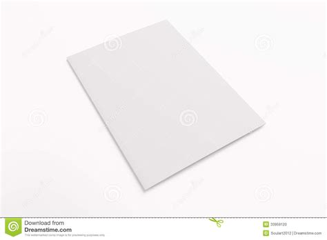 Greeting Card Templates For Corel Wordperfect by Blank Card Isolated On White Stock Photo Image Of Gift