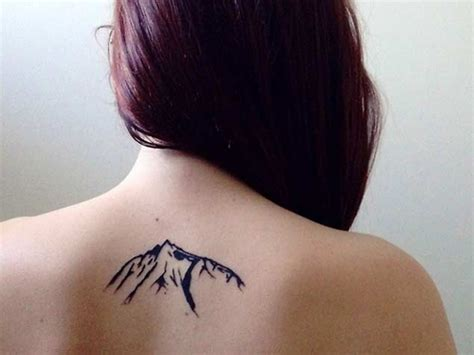 mountian tattoo 25 breathtaking mountain tattoos that flat out rock