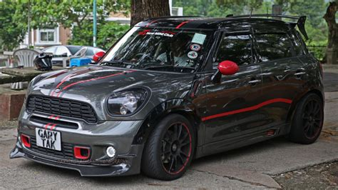 Mini Cooper Motorrad by Mini Countryman Cooper S Gp Style Autos