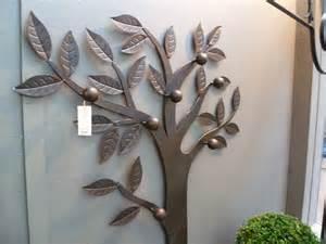 arbre porte manteaux mural fer forg 233