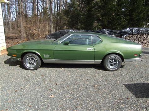 1972 mach 1 mustang for sale 1972 ford mustang mach 1 for sale on classiccars 8