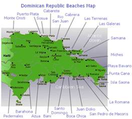 beaches map free coloring pages of map of republic