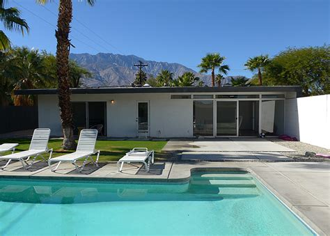 palm springs house rentals architectural holiday homes holiday rentals wexler house