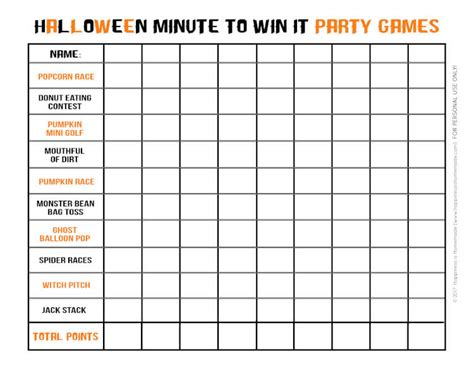 minute to win it template minute to win it happiness is