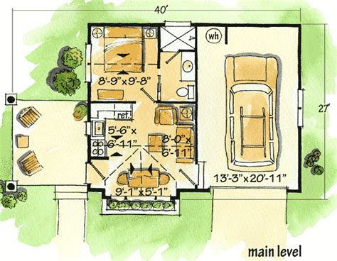 weekend cabin floor plans weekend mountain escape 11534kn 1st floor master suite