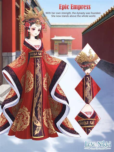 epic empress love nikki dress  queen wiki fandom