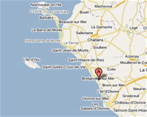 location vacances vue mer Brétignolles sur Mer.