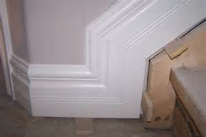 Baseboard Stairs baseboard at the bottom of the stairs home ideas pinterest