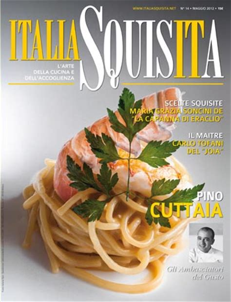 rivista cucina italiana riviste di cucina e in arrivo italiasquisita 14