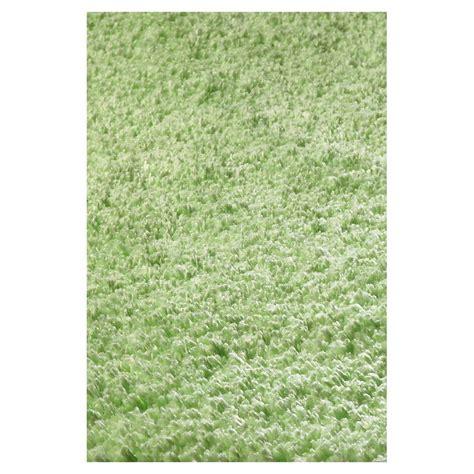 green shag area rug kas rugs cushy shag green 8 ft x 11 ft area rug bli15788x11 the home depot