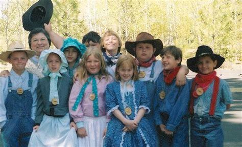 Pictures Of Pioneer Children