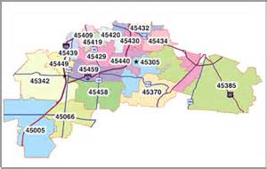 City wide dayton 287770 dayton zip code synopsis south and north zip